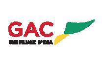 Logo GAC - Logo Guinea Alumina Corporation